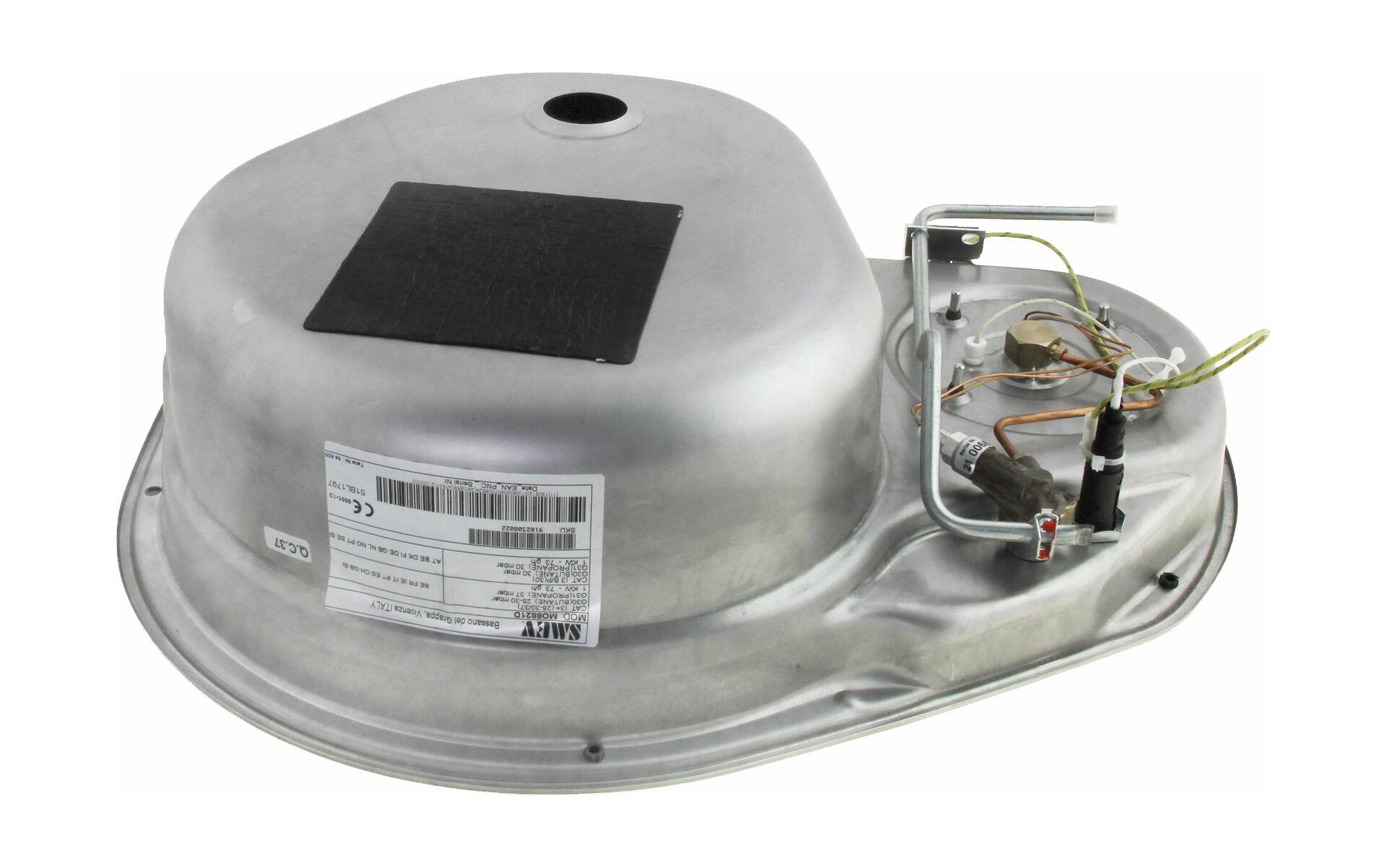 Juego de instalaci/ón de grifo para fregadero R//H Dometic Smev 8821