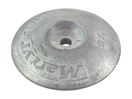 Zinc anode Martyr, for transom, 90 mm., buy, CMF90Z,  art-00145575( 1) | F25