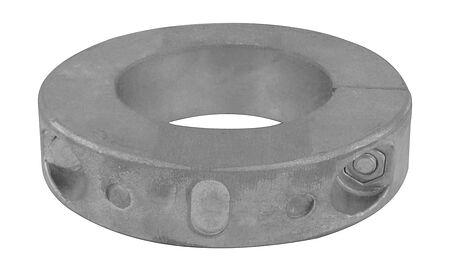 """Zinc anode Polipodio to propeller shaft assemblies, D76, 2 mm. (3"""")., price, AV047,  art-00106965( 1)   F25"""