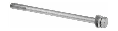 Screw-bolt Suzuki 8x125 (25) with washer, price, 0911808134000,  art-00011079( 1) | F25