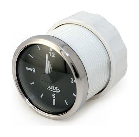 Analog Clock, Black/Chrome, price, JMV00262_KY09000,  art-00072850( 2)   F25