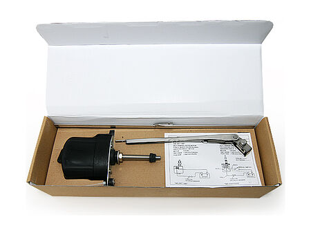 Wiper Motor 12V, Brush 355 mm, Description, 101201412,  art-00002397( 4) | F25