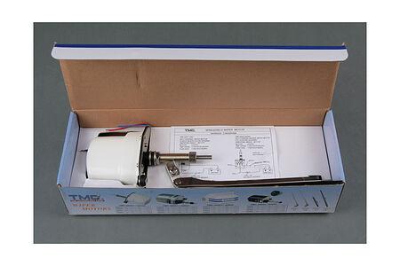 Wiper Motor 12V, Brush 355mm, Description, 101501412,  art-00004620( 4) | F25