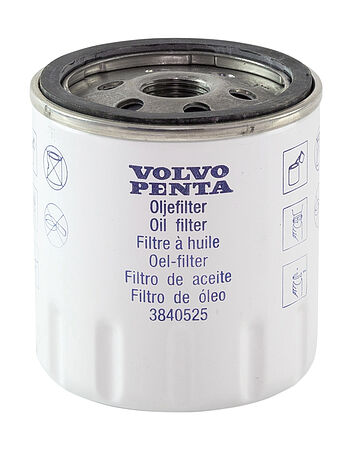Oil filter for Volvo Penta D1-D2/MD2010/2040 ..., price, 3840525,  art-28012( 2) | F25