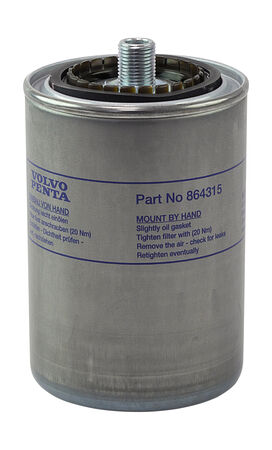 Fuel filter for Volvo Penta, buy, 864315,  art-31385( 1) | F25