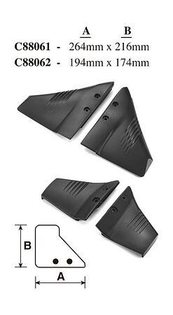 Hydrofoil 264x216 mm, 8-100 HP, sale, C88061  art-00004405(3)  | F25