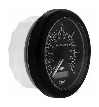 GPS Speedometer 60 knots,  Black, price, KY08211,  art-00122391( 2)   F25