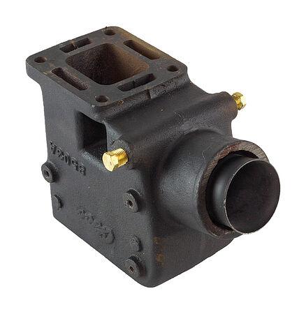 """Exhaust Elbow Mercruiser (GM) 3 """"tilt 15, OSCO, buy, 8503A,  art-00005386( 1)   F25"""