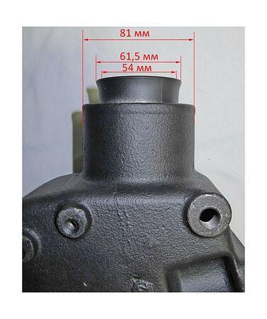 "Exhaust Elbow Mercruiser (GM) 3 ""tilt 15, OSCO, Description, 8503A,  art-00005386( 4)   F25"