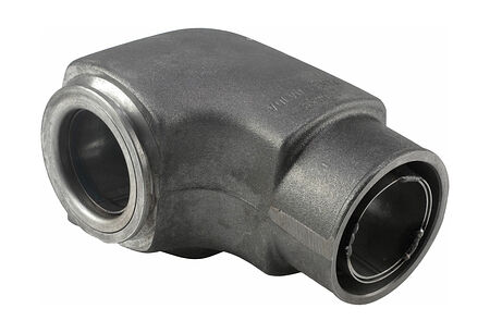 Exhaust elbow TAMD31 TAMD41B Volvo Penta, price, 859963,  art-00010274( 1) | F25
