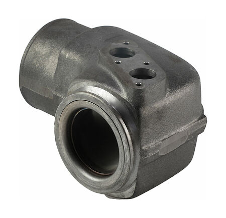 Exhaust elbow TAMD31 TAMD41B Volvo Penta, sale, 859963,  art-00010274( 2) | F25