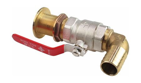 "Thru-Hull Valve 1 1/2 ""(38 mm), buy, 22062,  art-00110715( 1) 