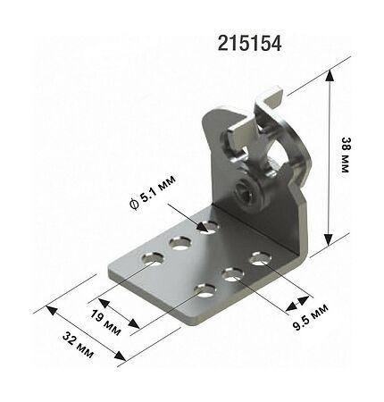 Control Cable Clip, price, 215154,  art-00141773( 2)   F25