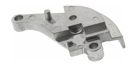 Mounting bracket for remote control cables Yamaha 40-50, top (1), price, 6H4485310094,  art-00010443( 2)   F25
