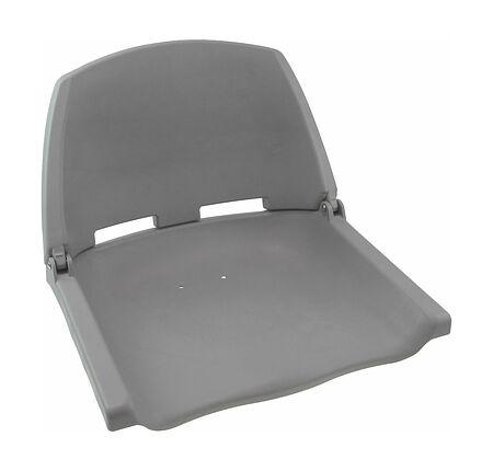 Plastic chair, grey, buy, C12503G,  art-00018119( 1)   F25