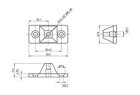 Bracket for  awning  frame, sale, 66109_Kof,  art-00017470( 2)   F25