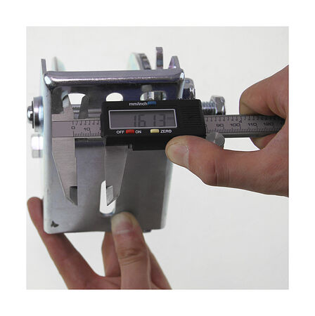 Manual Trailer Winch 1200 lbs (545 kg), buy, WT7312Z,  art-00018208( 8) | F25