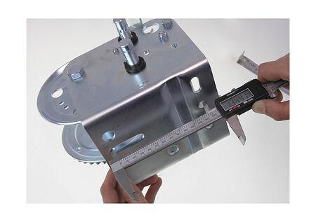 Manual Trailer Winch 2000 lbs (907 kg), buy, WT7320Z,  art-00018210( 8)   F25