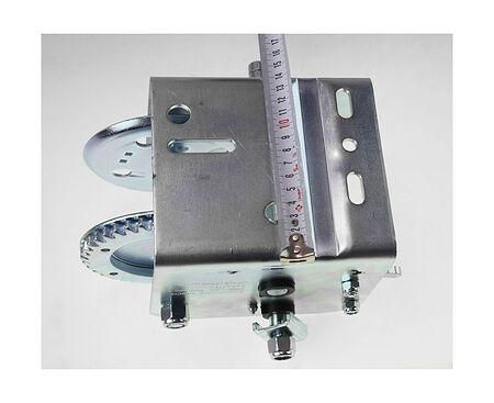 Manual Trailer Winch 2000 lbs (907 kg), video, WT7320Z,  art-00018210( 7)   F25