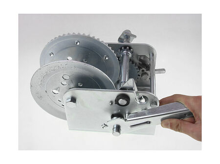 Manual Trailer Winch 2500 lbs (1100 kg), sale, WT7325Z,  art-00018211( 3) | F25