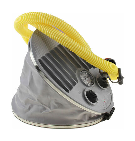 Bravo 7M Foot Pump with Built-in Pressure Gauge, price, 6090017,  art-00046743( 1) | F25