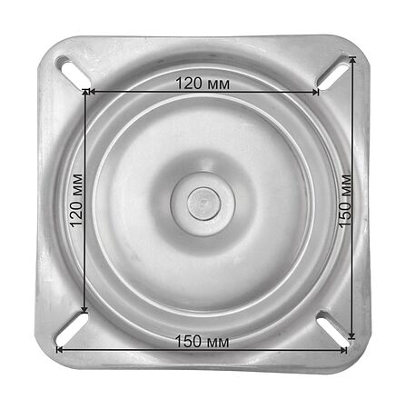 Rotating Base For Seat SS, sale, C12563,  art-00018120( 2) | F25
