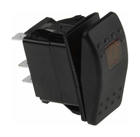 Contura Switch (ON)-OFF 12V/20A, 5 p, LED, buy, AES111884PM,  art-00117652( 1)   F25