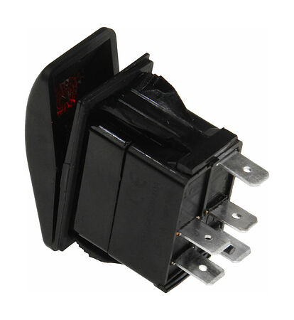 two-position switch ON-OFF 12V/20A illuminated .5P, price, AES111884P,  art-00117651( 2)   F25