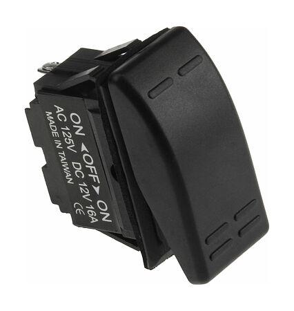 Contura Switch ON-OFF-ON 16A/12V, 3 P, buy, AES111851B,  art-00117570( 1) | F25