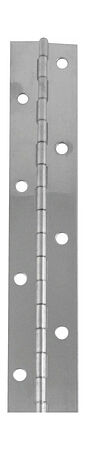 Piano hinge 1820x38mm , S.steel, price, 006052,  art-00017429( 1) | F25