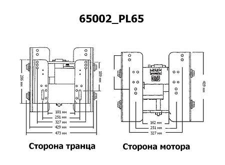 Power-Lift Vertical for 50-300 HP, Photo, 65002_PL65,  art-00103638( 5) | F25