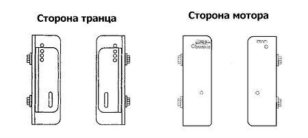 Manual lift for 50-300 HP stem 100 mm (Manual-Lift), video, 40012_2PC,  art-00111414( 7) | F25