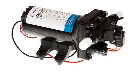 Diaphragm water Pump Shurflo ProBlaster II Deluxe, 24 VDC, 4 GPM, 60