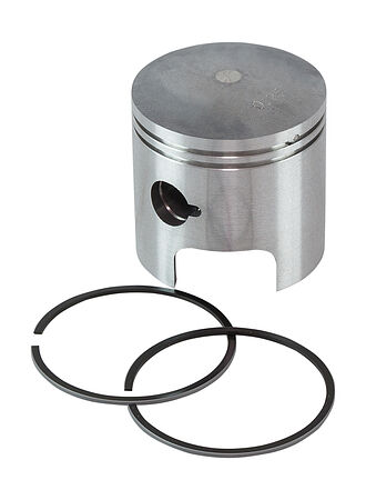 Piston with rings for Suzuki DT25-30 (0.25) 2 cylinder, buy, 1210096353025,  art-00007988( 1) | F25
