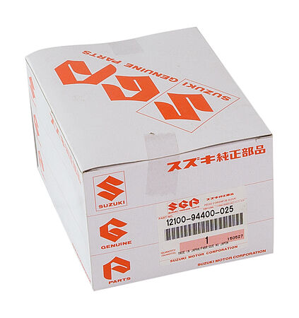 Piston with rings for Suzuki DT40 (0.25), price, 1210094400025,  art-00004310( 2) | F25