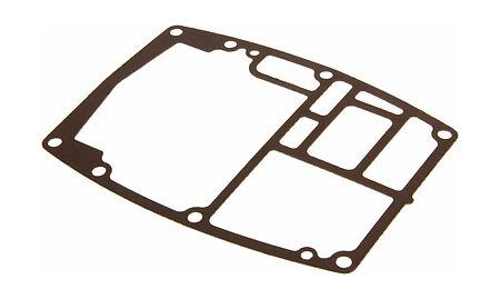 Upper casing gasket Yamaha 60-70, (Block cylinder gasket), price, 6H345113A000,  art-00010790( 1) | F25