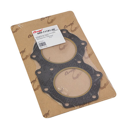 Head cylinder gasket  Yamaha 20-25, analog, price, 6951118100_OM,  art-00007826( 2) | F25