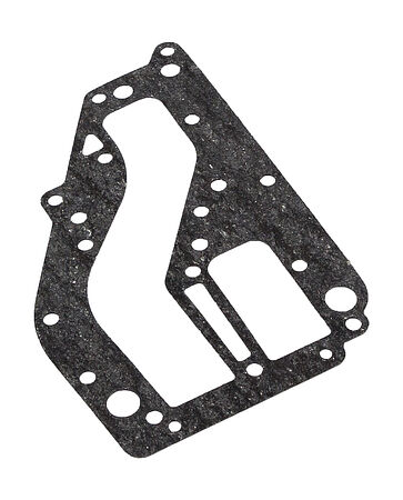 Exhaust inner cover gasket Yamaha 25-30, analog, buy, 6K841122A1_,  art-00007821( 1) | F25