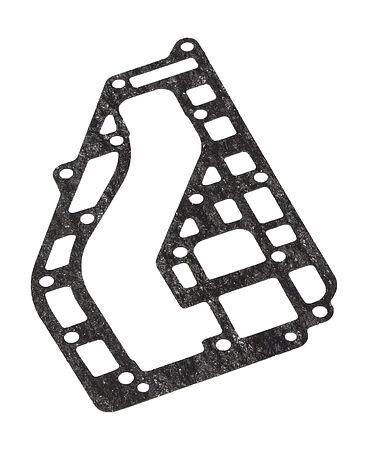 Exhaust outter cover gasket Yamaha 25-30, Omax, buy, 6K841124A1_OM,  art-00007822( 1) | F25