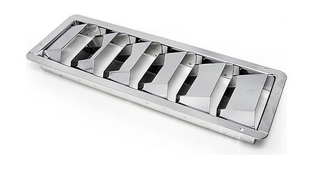 Louvered Vents 325x112x27mm, price, 11203,  art-00006136( 2) | F25