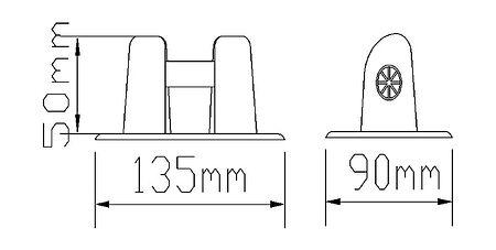 Anchor Roller, Grey, Description, SSCL00015101,  art-00062040( 4) | F25