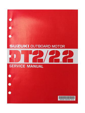 Service Manual Suzuki DT2-2.2 (Engl.), price, 995009840601E,  art-00007171( 1) | F25
