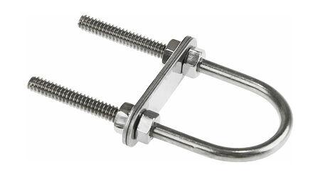 eyebolt U-shaped D 4.8 mm, thread  35 mm, price, 11411,  art-00006155( 1) | F25