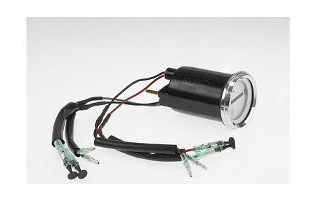 Hourmeter Gauge for Suzuki, White, Description, 3450093J11000,  art-00005256( 3) | F25