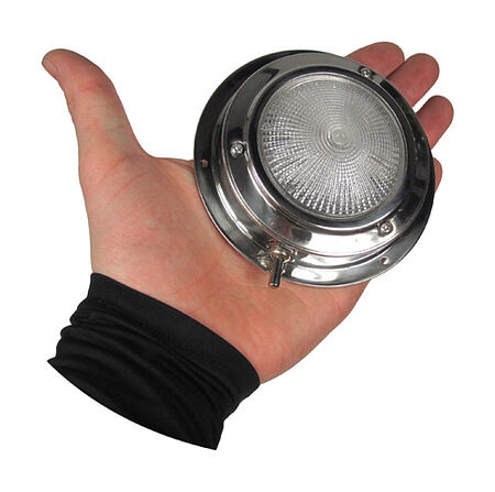 Cabin Light, 12V, 10W, D110 mm, Description, 10702,  art-00006085( 3) | F25