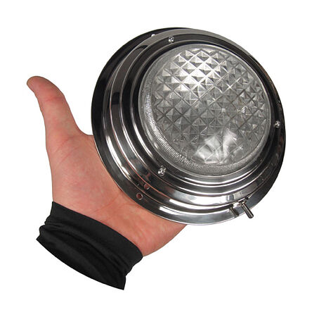 Cabin Light, 12V, 18W, D172 mm, price, 10722,  art-00006092( 2) | F25