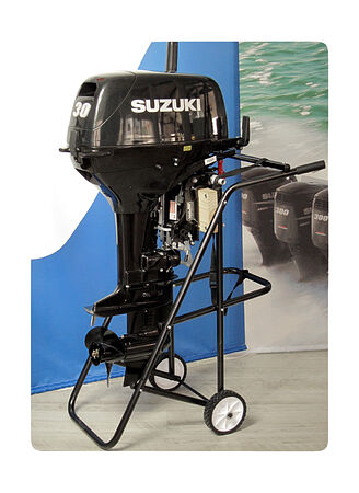 Outboard Motor Cart up to 40 hp, price, C16227,  art-29532( 1)   F25