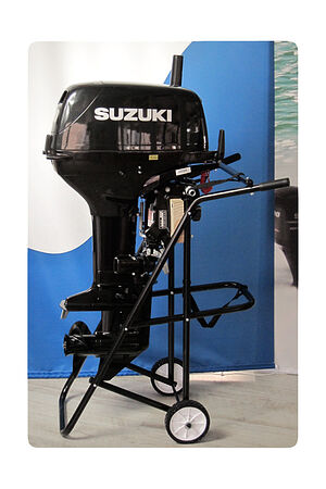 Outboard Motor Cart up to 40 hp, sale, C16227,  art-29532( 2)   F25