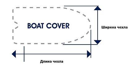Boat Cover for Boat 7.0-7.6 m, sale, MA5013,  art-00116249( 3) | F25