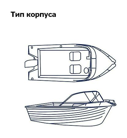 Boat Cover for Boat  4.7-5.0 m  Runabout type, price, MA2039,  art-00116240( 2)   F25